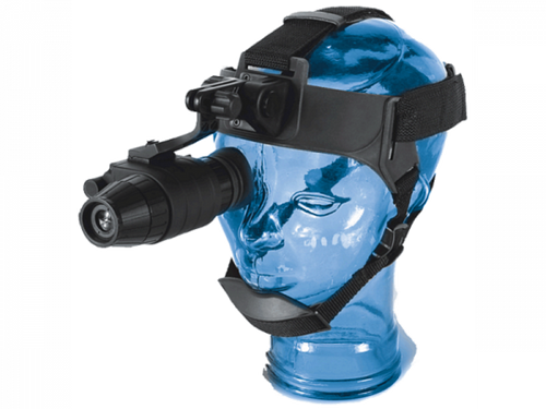 PULSAR NIGHT VISION SCOPE WITH HEAD MOUNT - YU74091
