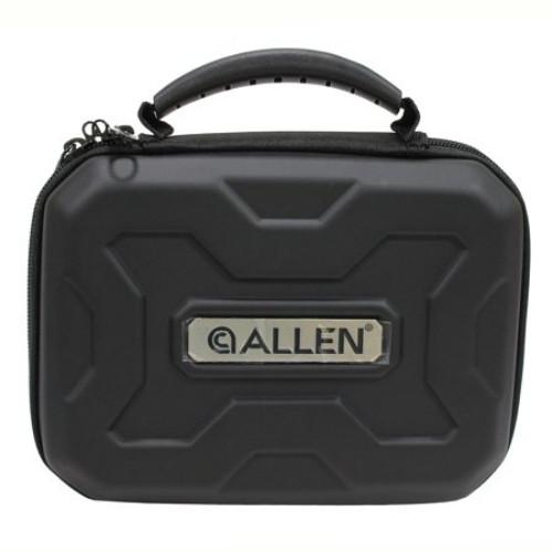 """ALLEN EXO HANDGUN CASE 7"""" BLACK - 82-7"""