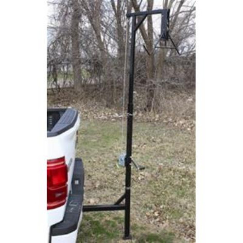 Truck Hitch Game Hoist - Complete Kit incs winch/gambre - HME-HH