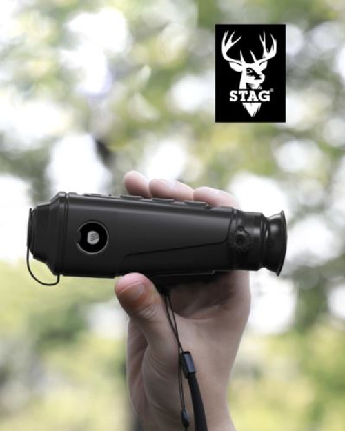 STAG SMART 242 Thermal Monocular 240x180 Thermal WIFI Night Vision Scope