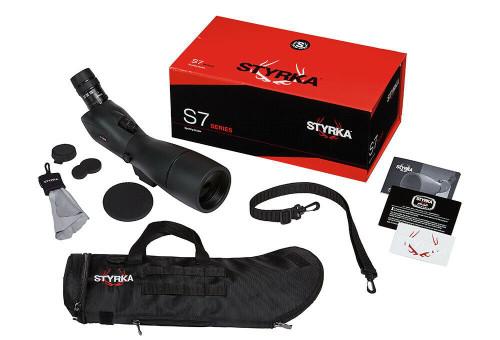 Styrka S7 Spotter ED 20-60x80 ST15512 100% WATERPROOF Spotting Scope