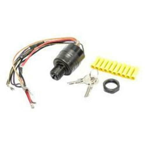 IGNITION SWITCH 3 POSITION MERCURY SMP52000