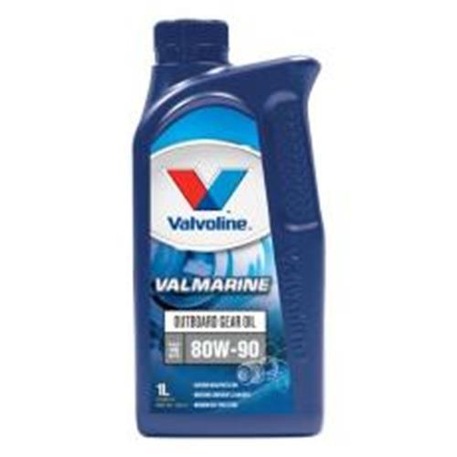 VALMARINE O/BOARD 80W-90 GEAR OIL 1LTR@6 260160