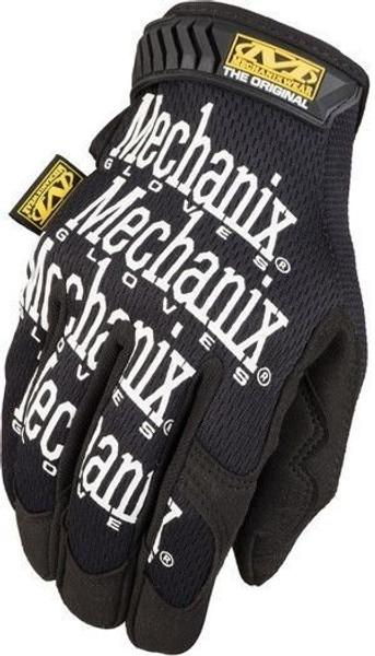 Mechanix Original Black Gloves MG-05-009***