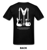 """guitar t shirt G.A.A. Members Exclusive Guitar T Shirt """"One Is Never Enough"""""""