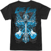 "G.A.A. Members Exclusive ""LIVE LOUD, DIE LOUDER"" Guitar T Shirt"