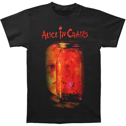 ALICE IN CHAINS Jar Of Flies T Shirt