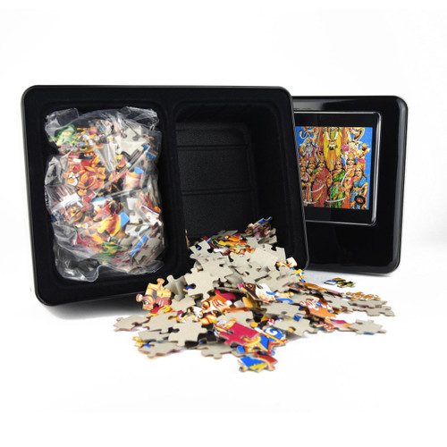 JIMI HENDRIX (BOLD AS LOVE) 2 Jigsaw Puzzles (256 PCS Each)