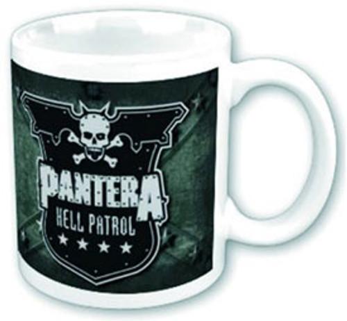 Mug PANTERA (HELL PATROL)