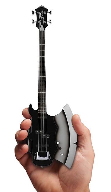 Axe heaven KISS Gene Simmons Blade Mini Bass Guitar