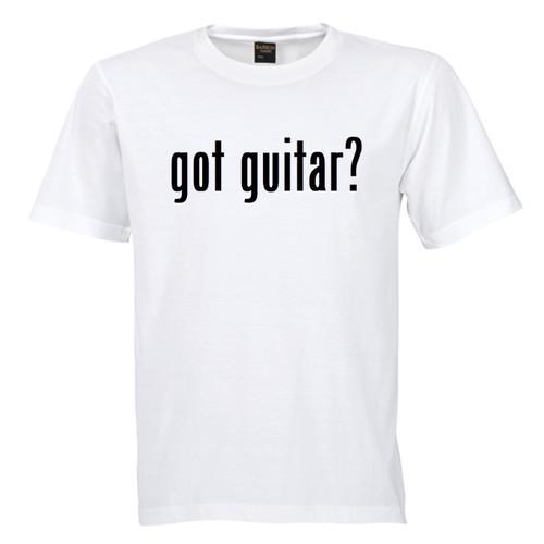 Got Guitar? Guitar T Shirt