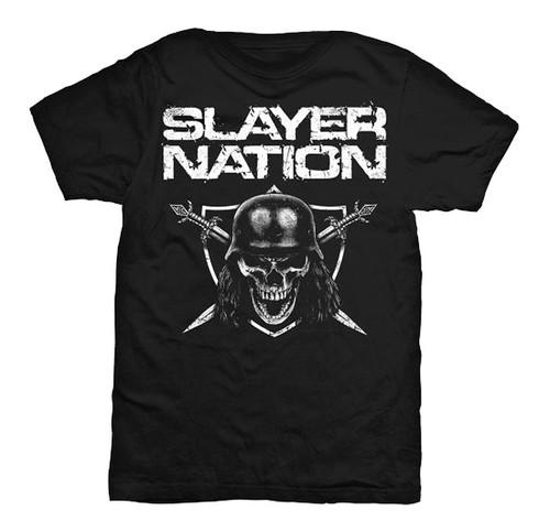 SLAYER SLAYER NATION T Shirt