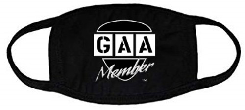 G.A.A. Members Face Mask  Classic Logo ON SALE