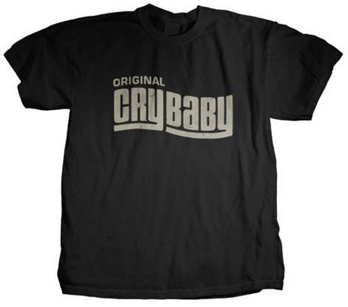 DUNLOP ORIGINAL CRYBABY T SHIRT XL only