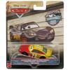 Disney Pixar Cars: Thomasville Racing Legends CHIP GEARINGS 1:55 Scale Die-Cast Vehicle in packaging