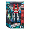Transformers War for Cybertron: Earthrise Voyager Class STARSCREAM Action Figure in packaging.