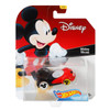 Hot Wheels Disney's MICKEY MOUSE 1:64 Scale Die-Cast Character Car