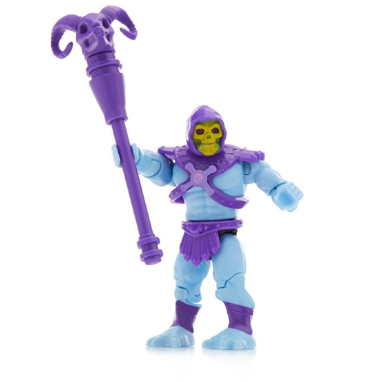 Mega Construx Heroes Series 1 Masters of the Universe Skeletor Figure
