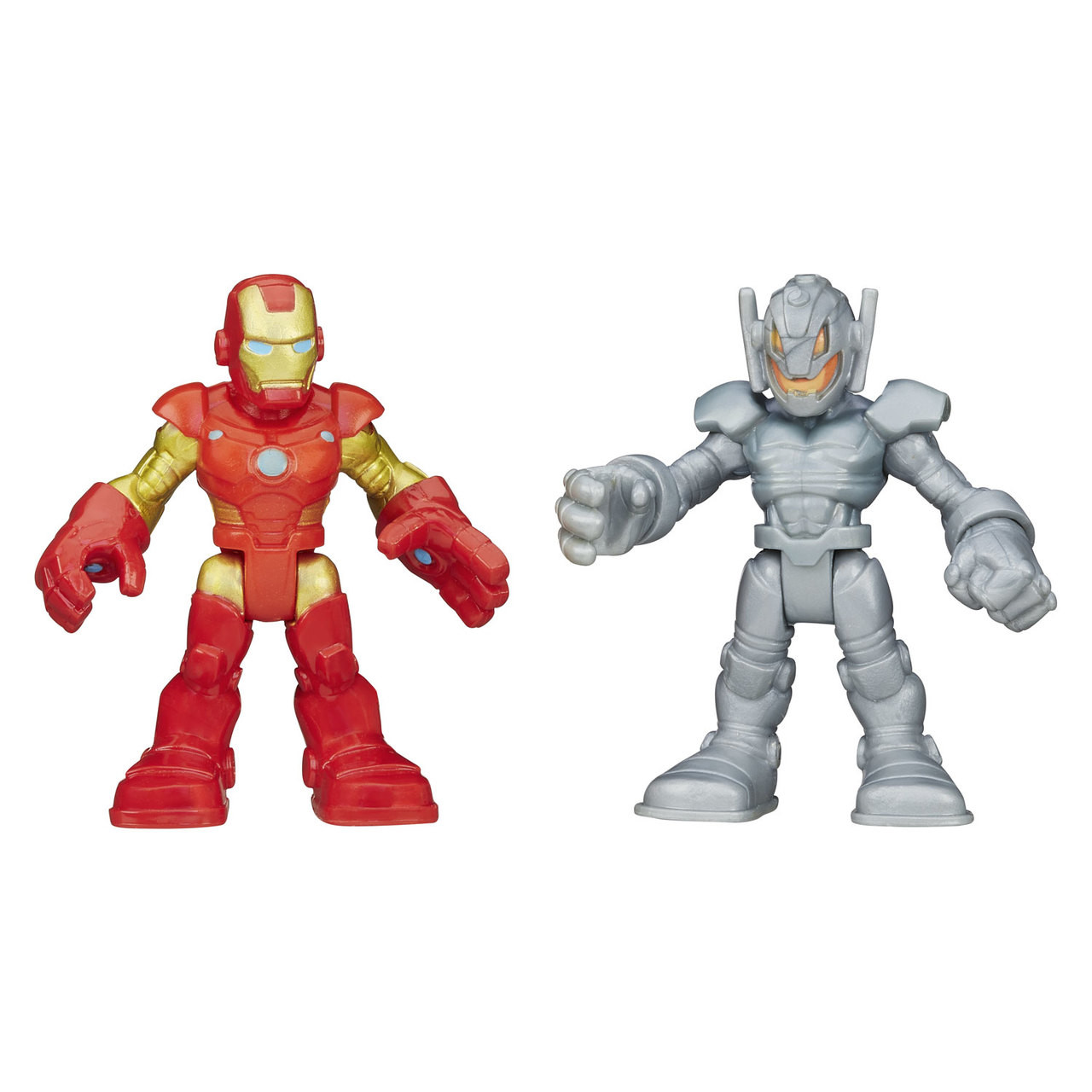 Hasbro Playskool Marvel Super Hero Adventures ULTRON figure Avengers villain