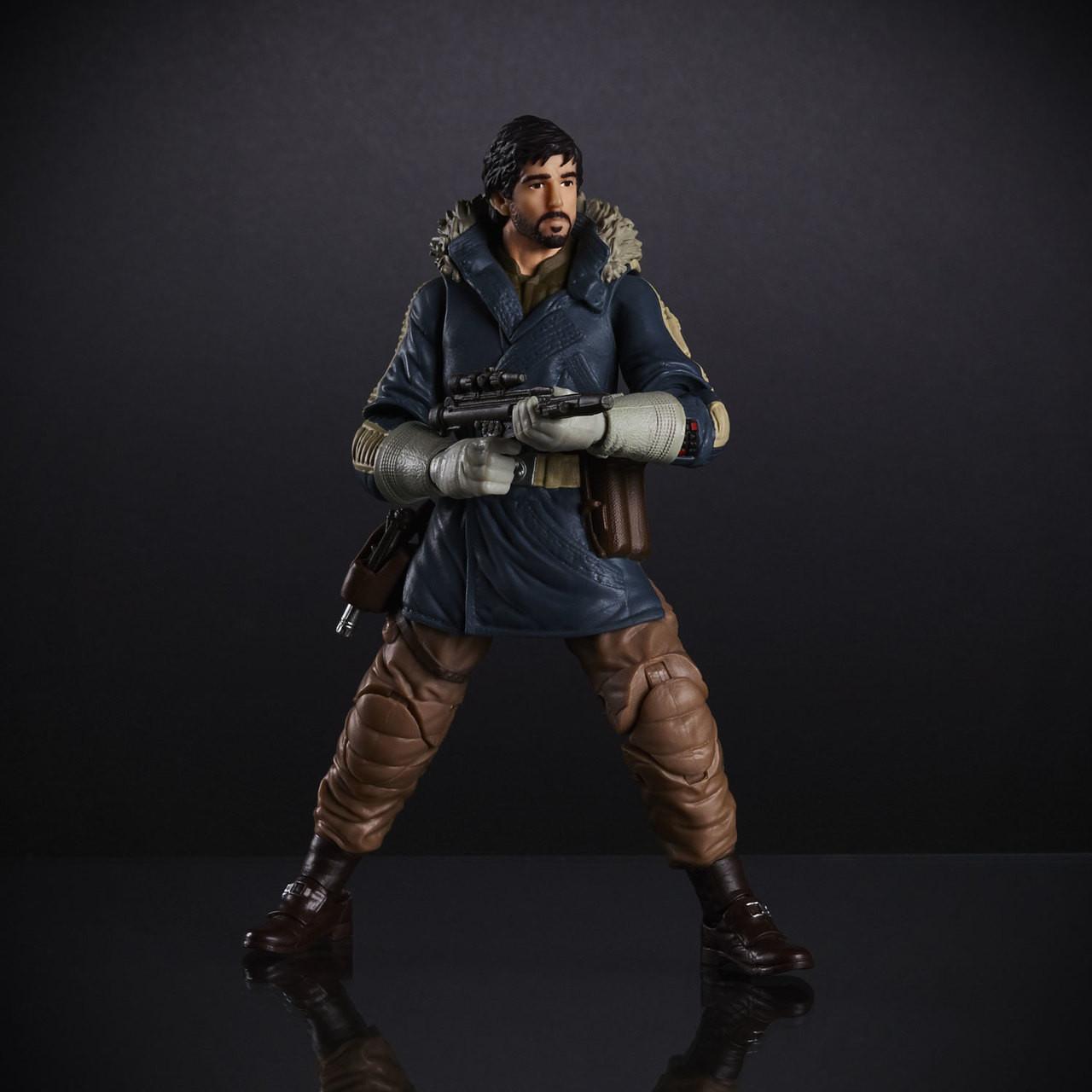 "- Captain Cassian Andor The Black Series Star Wars Eadu 6/"""