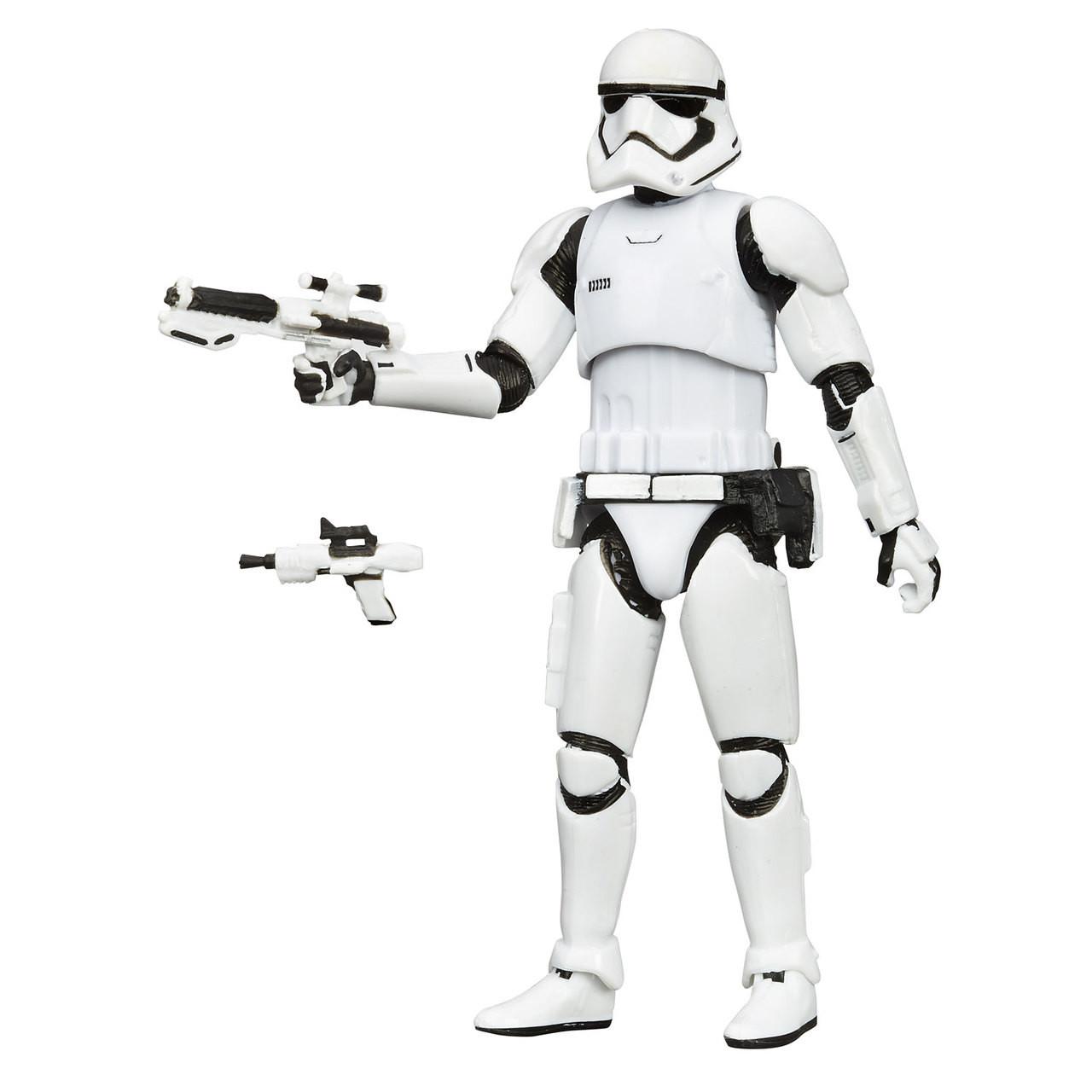 STAR WARS BLACK SERIES 3.75 First Order Stormtrooper