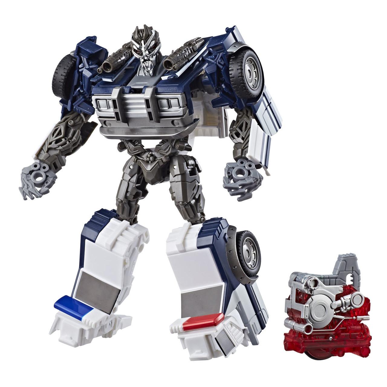 Transformers Bumblebee Movie Energon Igniters Speed Series 3-inch Barricade