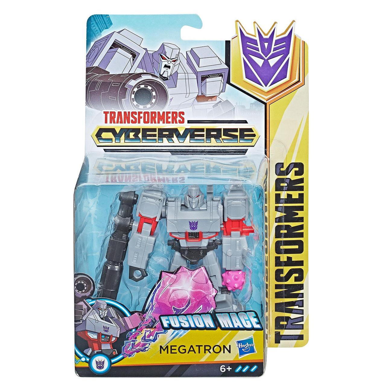 Transformers Cyberverse Action Attackers Warrior Class Autobot Drift