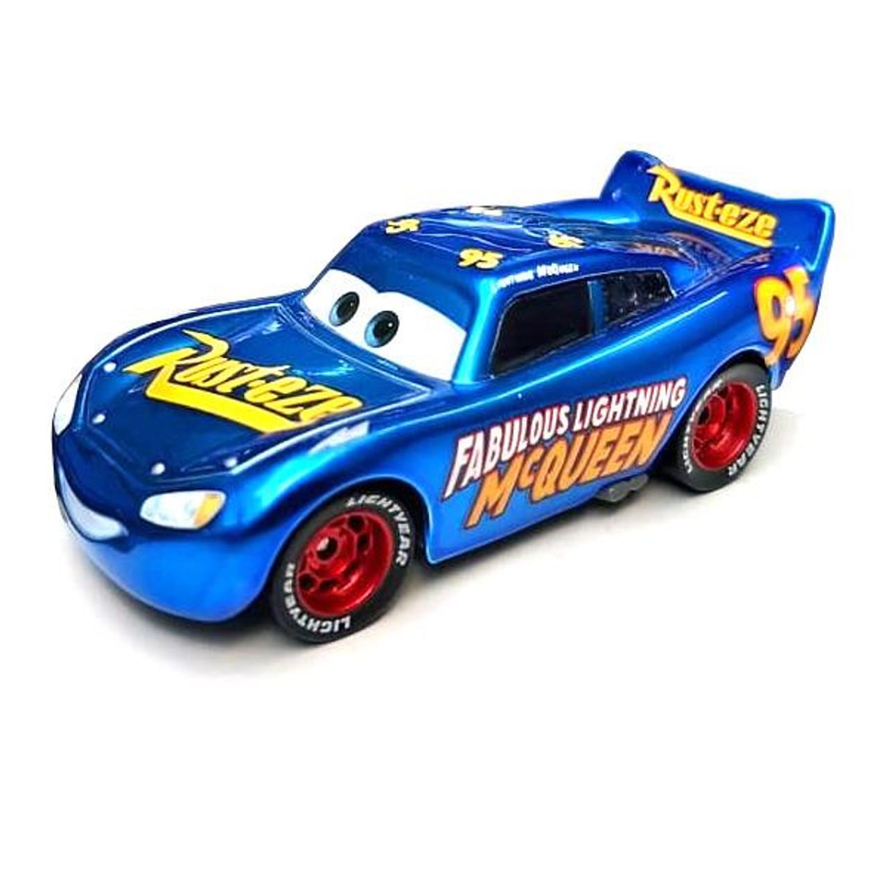 "DISNEY PIXAR CARS 3 /""FABULOUS LIGHTNING MCQUEEN THOMASVILLE RACING LEGENDS/"""