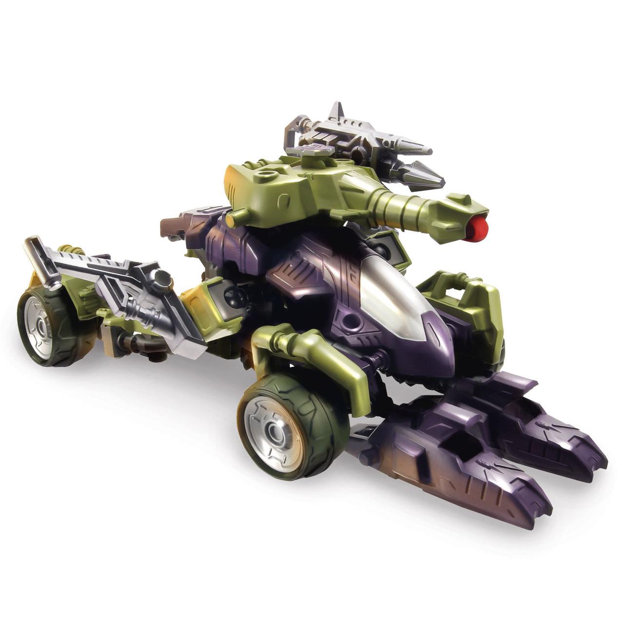 Transformers Construct-Bots Triple Changers Blitzwing Buildable Action Figure