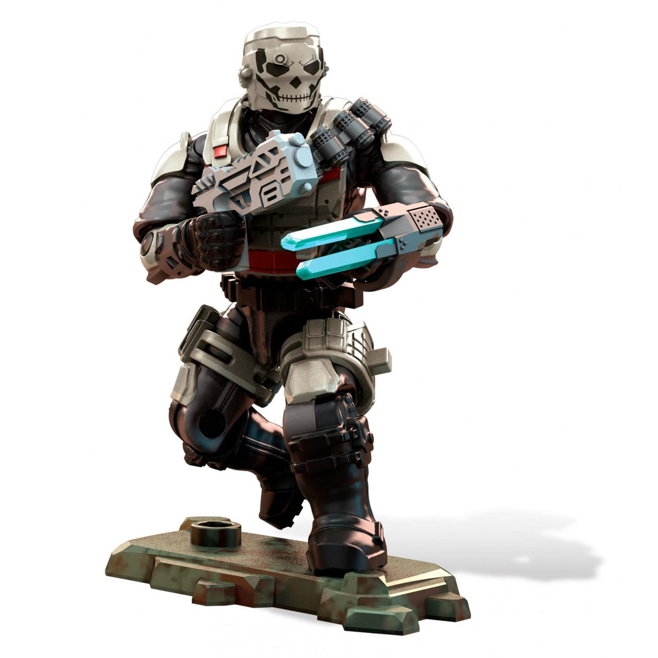 """Mega Bloks Construx Call of Duty Specialists Series 3 ERIN /""""BATTERY/"""" BAKER Fig"""
