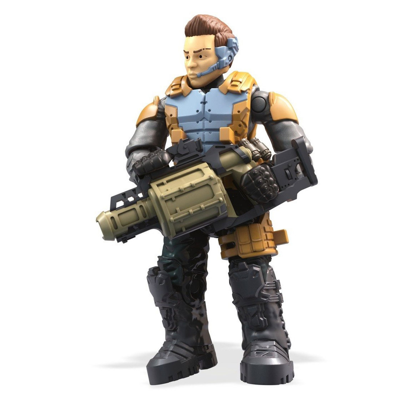 Mega Construx Call Of Duty Specialists Series 3 Erin Battery Baker Figure Bubble N Squeak Toys