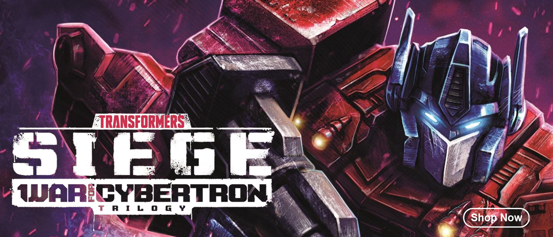 Shop Transformers War for Cybertron: Siege