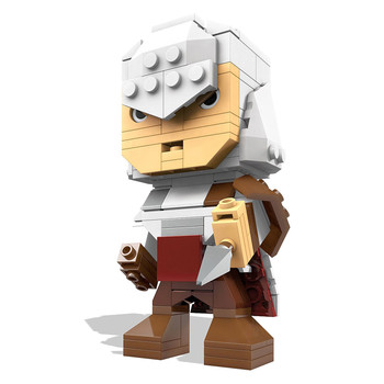 Mega Bloks Kubros Assassin's Creed EZIO Buildable Collectors Figure