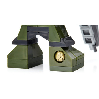Mega Bloks Kubros Halo MASTER CHIEF Buildable Collectors Figure