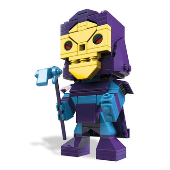 Mega Bloks Kubros Masters of the Universe SKELETOR Buildable Collectors Figure