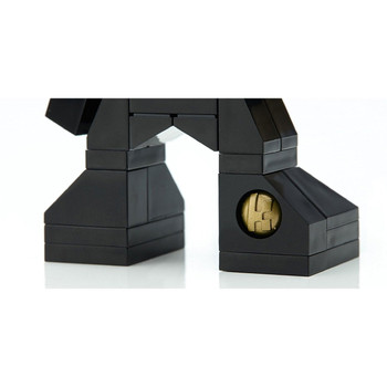 Mega Bloks Kubros Star Trek SPOCK Buildable Collectors Figure
