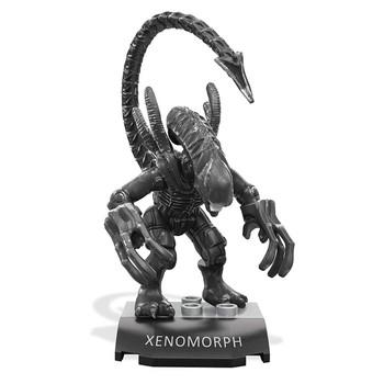Mega Construx Heroes Series 1: Aliens XENOMORPH Buildable Figure