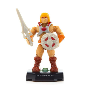 Mega Construx Heroes Series 1: Masters of the Universe HE-MAN Buildable Figure