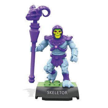 Mega Construx Heroes Series 1: Masters of the Universe SKELETOR Buildable Figure