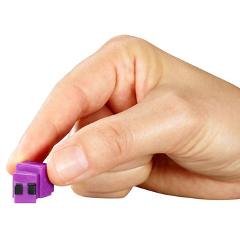 Minecraft Netherrack Series 3: GHAST, DIAMOND STEVE & ENDERMITE Mini-Figure 3-Pack