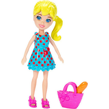 Polly Pocket Fruit Fashion POLLY 9.5 cm Doll and Accessory