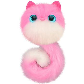 Pomsies PINKY Lovable Wearable Pom-Pom Pet