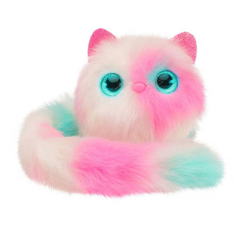 Pomsies PATCHES Lovable Wearable Pom-Pom Pet