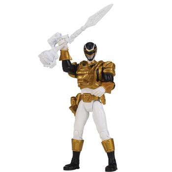 Power Rangers Megaforce ULTRA BLACK RANGER 10 cm Action Figure