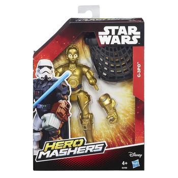 Star Wars Hero Mashers C-3PO Figure