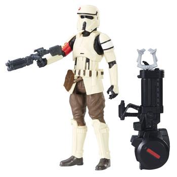 "Star Wars 3.75"" SHORETROOPER Figure"