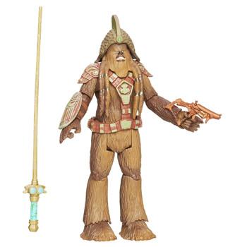 """Star Wars The Black Series 3.75"""" #15 MERUMERU the Wookiee Action Figure"""