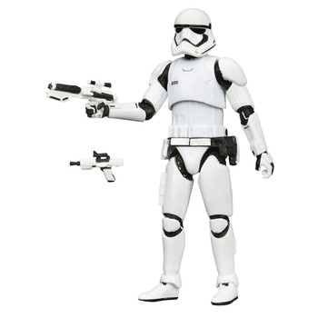 """Star Wars The Black Series 3.75"""" FIRST ORDER STORMTROOPER Action Figure"""