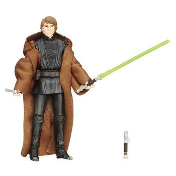 """Star Wars The Black Series 3.75"""" LUKE SKYWALKER (Jedi Knight) Action Figure"""