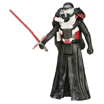 "Star Wars 3.75"" Snow Mission KYLO REN Armour Up Figure"